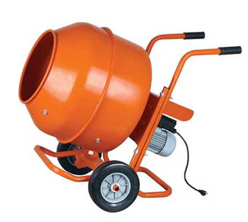 Electric-Cement-Mixer