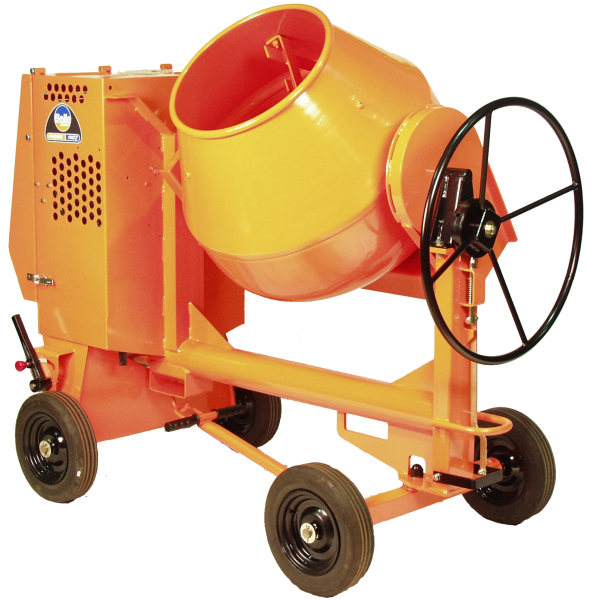 bell diesel mixer