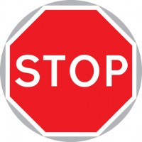 sign-giving-order-manually-stop