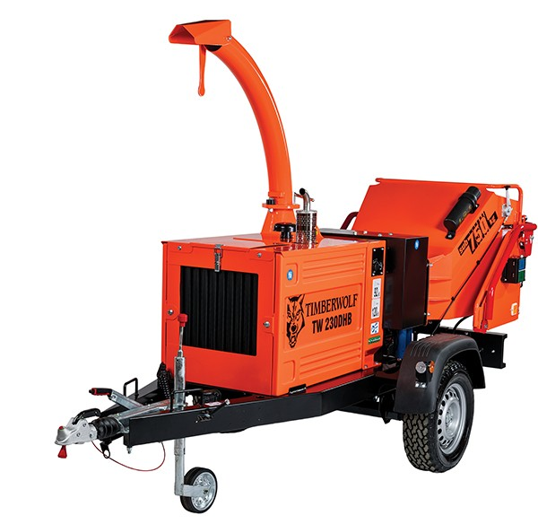 Timberwolf-TW-230DHB-Wood-Chipper